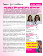 Download this PDF about the Women's Institute of Plastic Surgery
